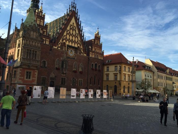 Wrocław City Square